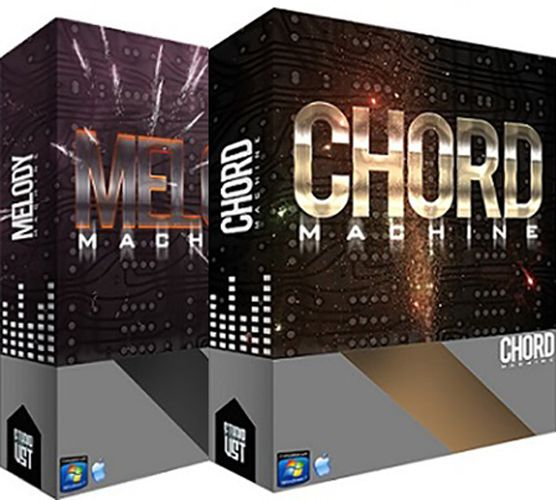 StudioLinkedVST Urban Music Theory Collection Chord Machine and Melody Machine KONTAKT