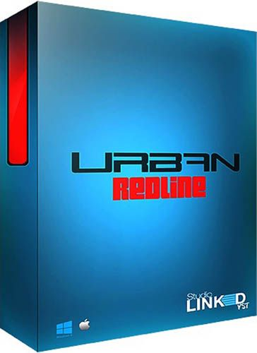 StudioLinkedVST Urban Redline Synthesizer v1.0.WIN-MATRiX