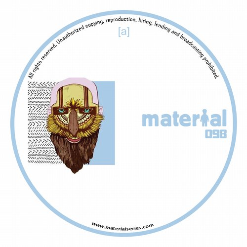 Supernova – HOT FELLA EP [MATERIAL098]
