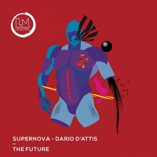 Supernova, Dario D'Attis – The Future [LPS273D]
