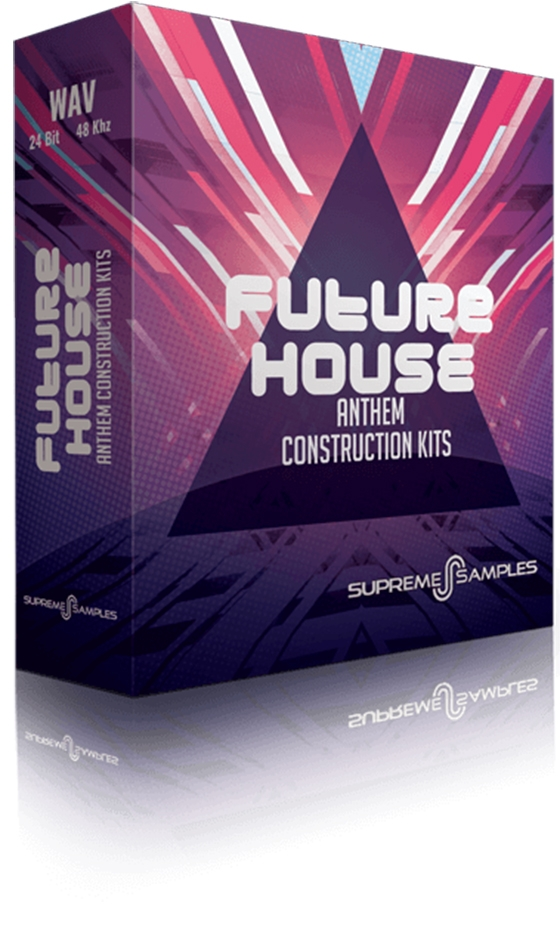 Supreme Samples Future House Anthem WAV MiDi