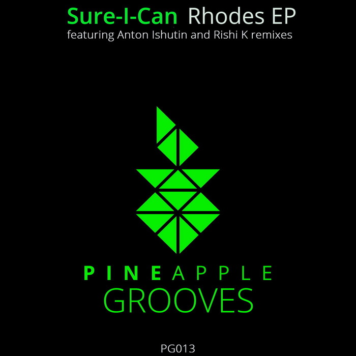 Sure I Can - Rhodes [PG 013]