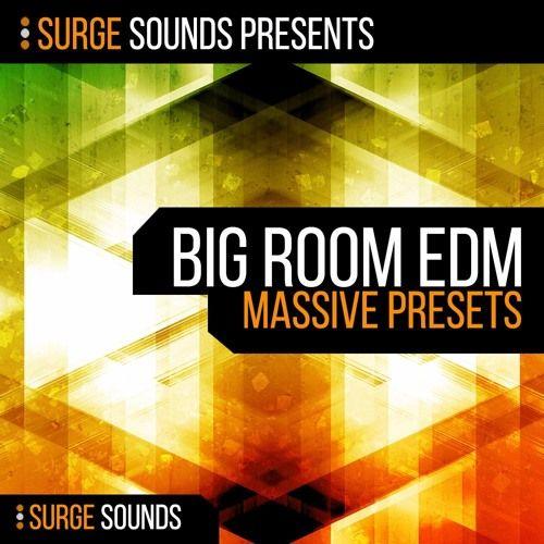 Surge Sounds Big Room EDM For NI MASSiVE