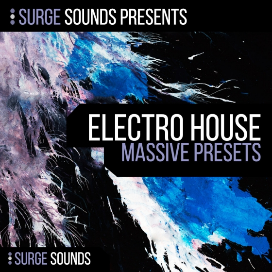 Surge Sounds Electro House For NATiVE iNSTRUMENTS MASSiVE