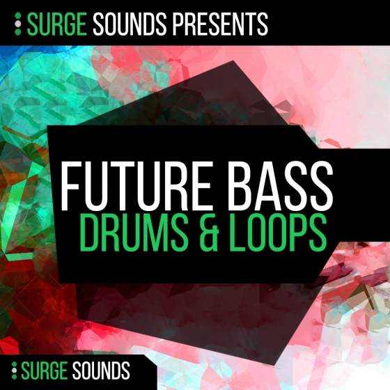 Surge Sounds Future Bass Drums WAV