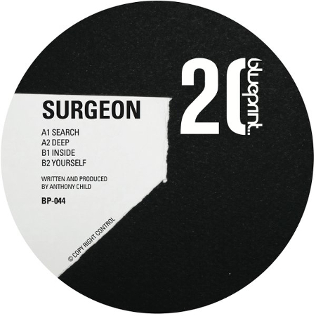 Surgeon – Search Deep Inside Yourself [BP044]