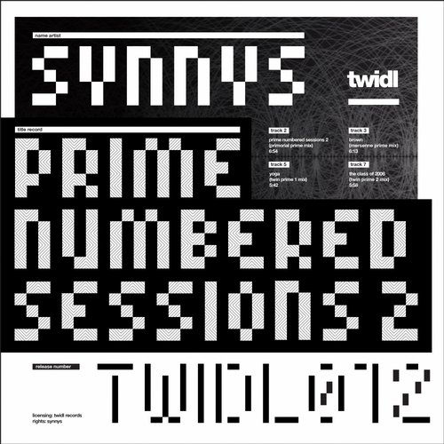 SynnyS - Prime Numbered Sessions 2 [TWIDL012]