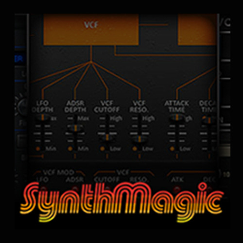 Synth Magic Analogue and LO-FI ACID WAV KONTAKT