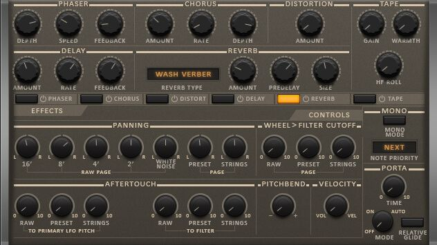 Synth Magic Sounds of the Delta KONTAKT