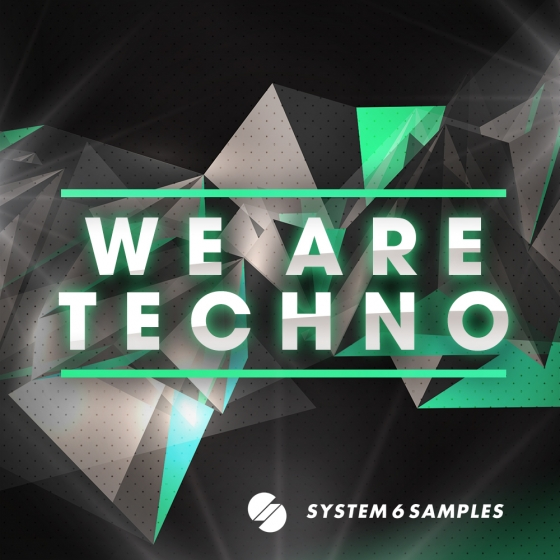 System 6 Samples We Are Techno WAV REX-AUDIOSTRiKE