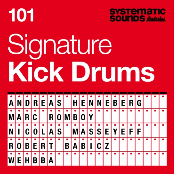 Systematic Sounds 101 Signature Kicks MULTiFORMAT-AUDIOSTRiKE