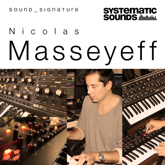 Systematic Sounds Nicolas Masseyeff Sound Signature MULTiFORMAT