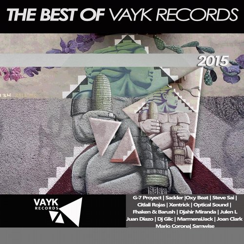 VA - THE BEST OF VAYK RECORDS 2015 [VKR075]