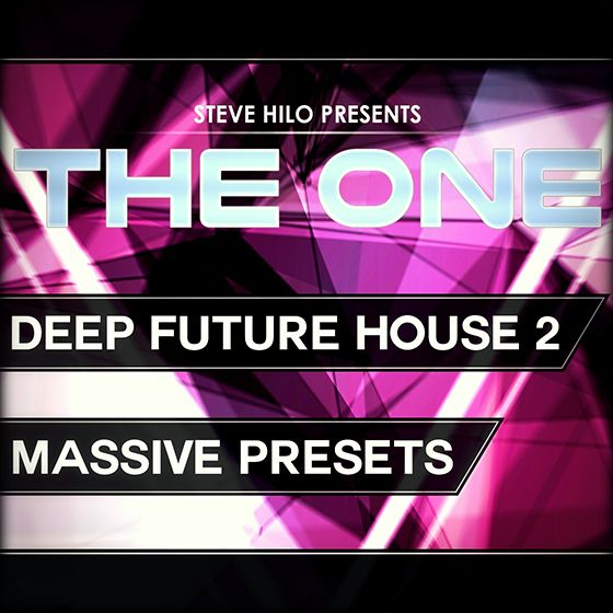 THE ONE Deep Future House 2 For NATiVE iNSTRUMENTS MASSiVE