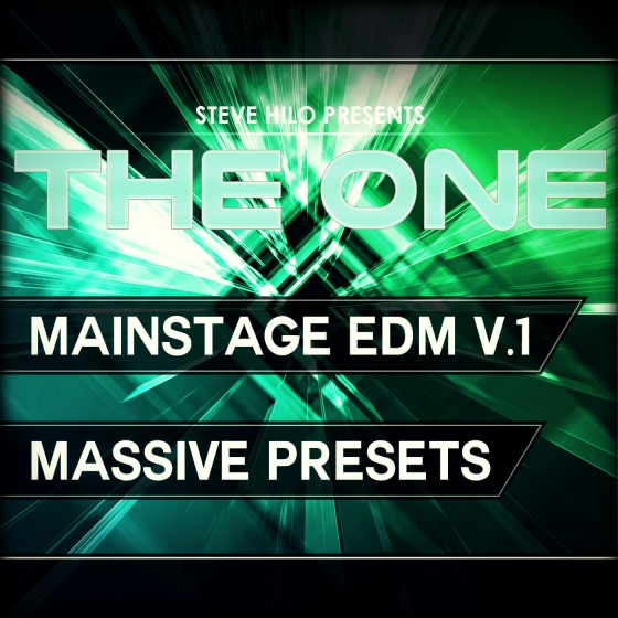 THE ONE Mainstage EDM Vol 1 For Ni MASSiVE