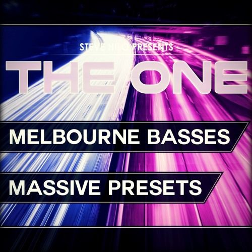THE ONE Melbourne Basses For NI MASSiVE
