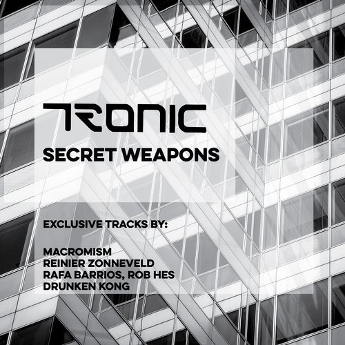 VA - Tronic Secret Weapons [TR184]