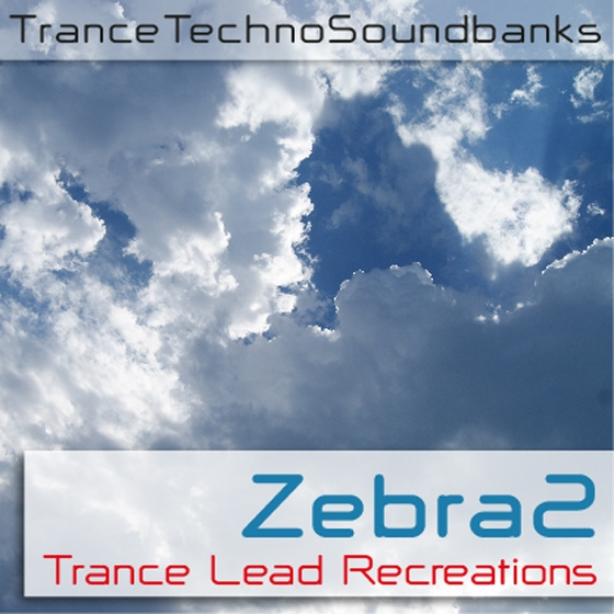 TTS Zebra2 Trance Lead Recreations