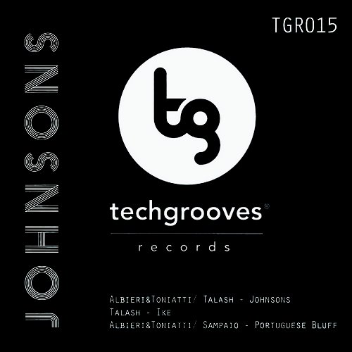 Talash, Albieri&Toniatti - Johnsons [TGR 015]