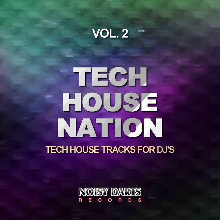 Tech House Nation Vol. 2 (Tech House Tracks For DJ's)