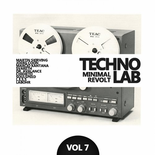 VA - Techno Lab, Vol. 7 Minimal Revolt [RIMVA594]