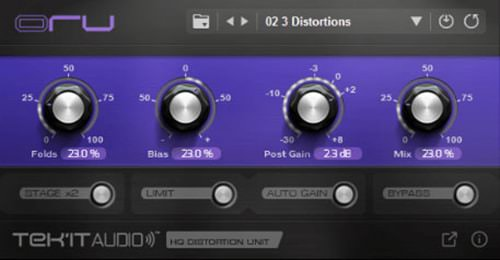 Tek'it Audio Distortions Bundle v1.0.1 CE-V.R