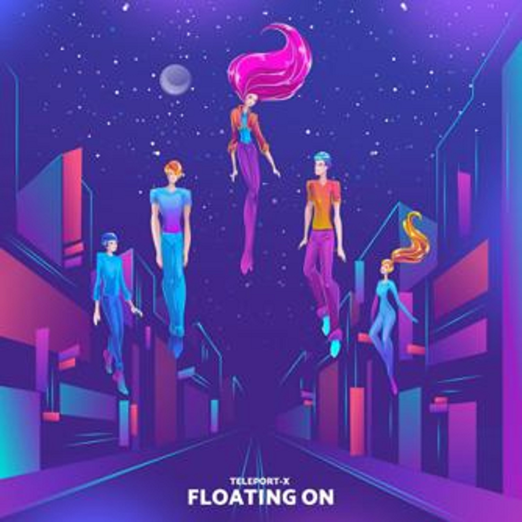 Teleport-X - Floating On