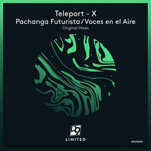 Teleport-X - Pachanga Futurista - Voces En El Aire [D9LTD002]