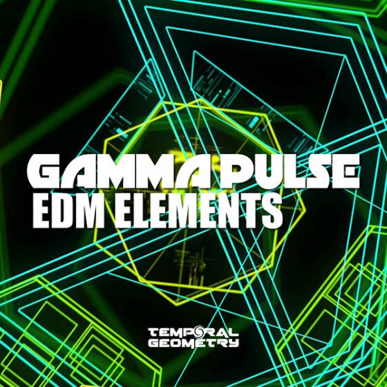 Temporal Geometry Gamma Pulse EDM Elements WAV