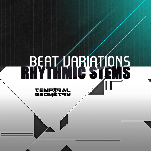 Temporal Geometry Rhythmic Stems Beat Variations ACID WAV-AUDIOXiMiK