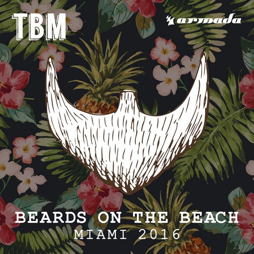 VA - The Bearded Man – Beards On The Beach (Miami 2016) [TBMS005]