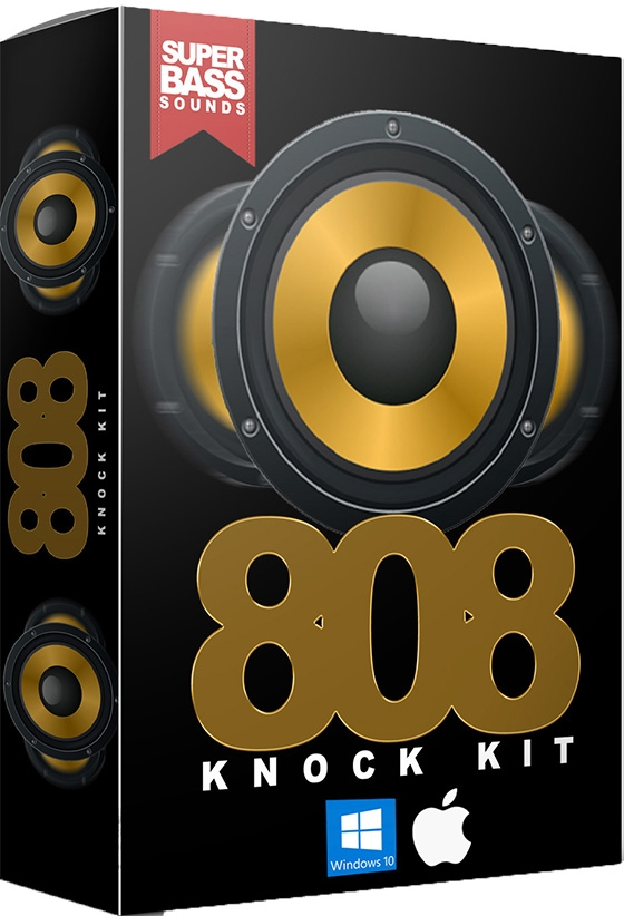 The Beat House 808 Knock Drum Kit WAV