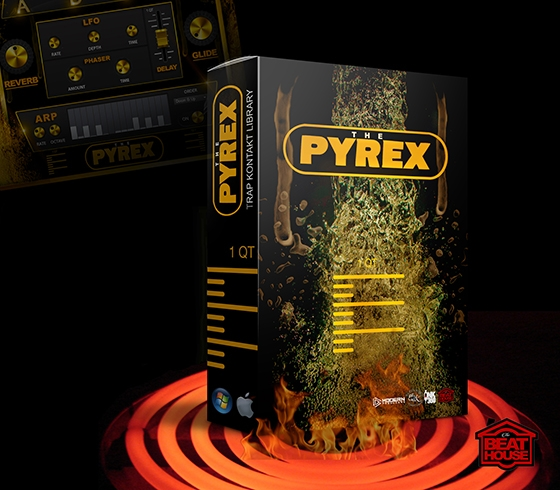 The Beat House The Pyrex KONTAKT