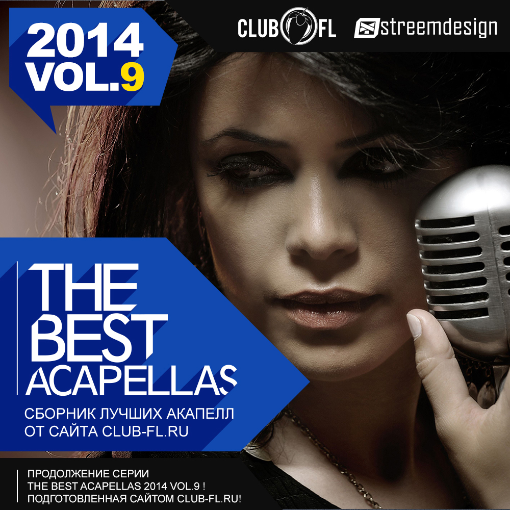 The Best Acapellas 2014 vol. 9