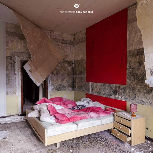 The Cheapers – Room For Rent EP [UY103]