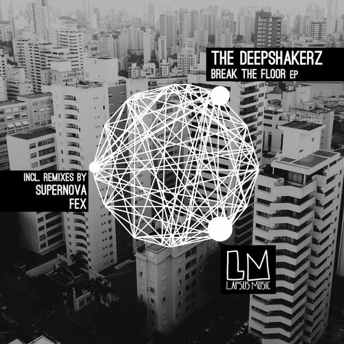 The Deepshakerz, Albert Marzinotto – Break The Floor EP [LPS145]