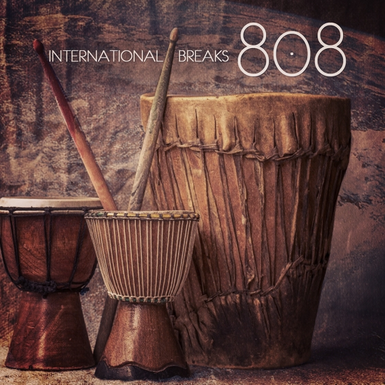 The Drum Broker International Breaks 808 WAV