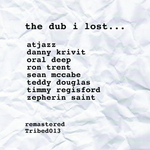VA - The Dub I Lost (Remastered) [TRIBED013]