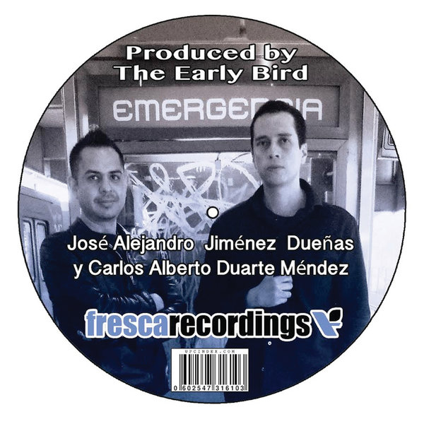 The Early Bird - The Early Bird EP [FR- 28]