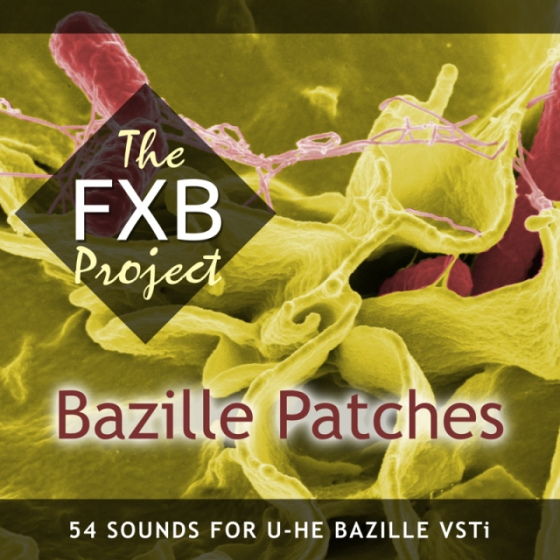 The FXB Project 54 free Bazille Patches
