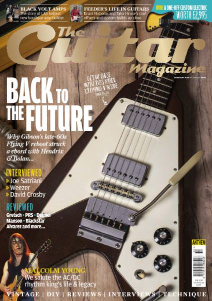 The Guitar Magazine - February 2018
