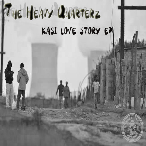 The Heavy Quarterz - KASI LOVE STORY EP [ABC001]