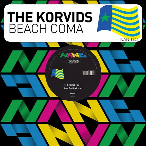 The Korvids - Beach Coma [NANG141]