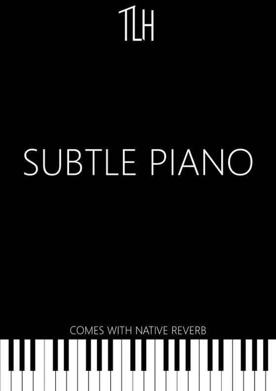 The Last Haven Subtle Piano KONTAKT