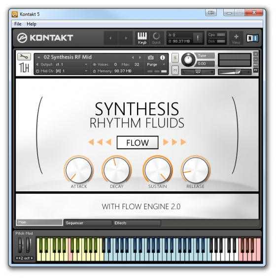 The Last Haven Synthesis Rhythm Fluids KONTAKT
