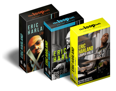 The Loop Loft Eric Harland Looped Bundle MULTiFORMAT-MAGNETRiXX
