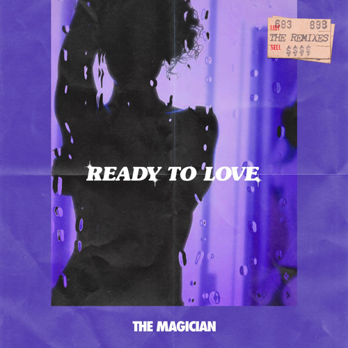 The Magician – Ready To Love – The Remixes [UL00501]