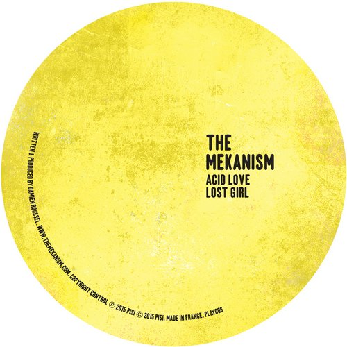 The Mekanism - Acid Love [PLAY006]