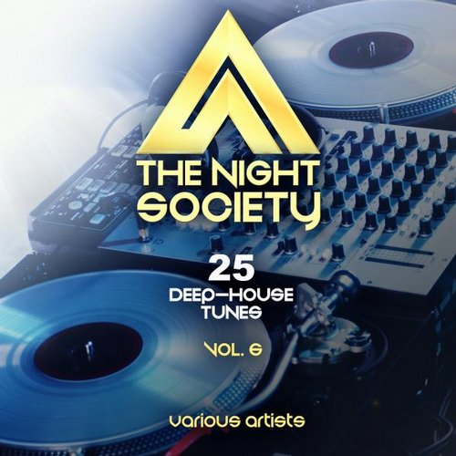 VA - The Night Society, Vol. 6 (25 Deep-House Tunes) [GROOVE027]