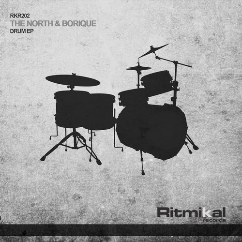 The North, BoriQue - Drum Ep [RKR202]